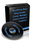 Desktop WordPress Blog Installer Cloner Manager Article Creator Publisher